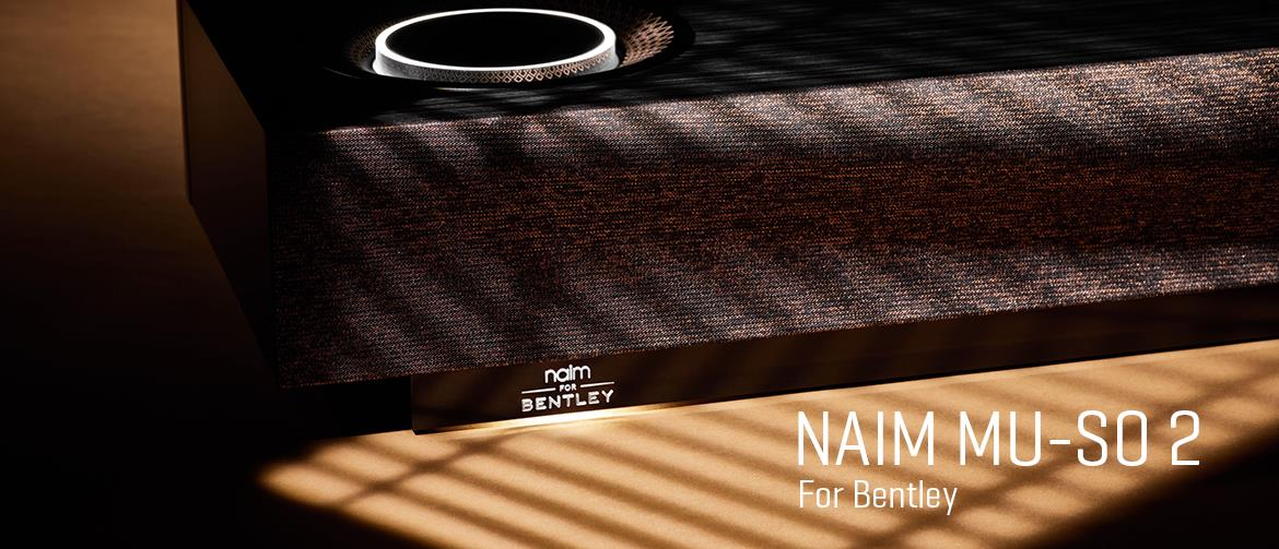 Naim Mu-So 2 for Bentley