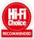 Hi-Fi Choice recommended SF Lumina III