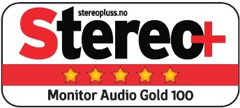 Stereo+ Monitor Audio Gold 100