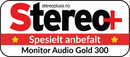 Stereo+ Monitor Audio Gold 300