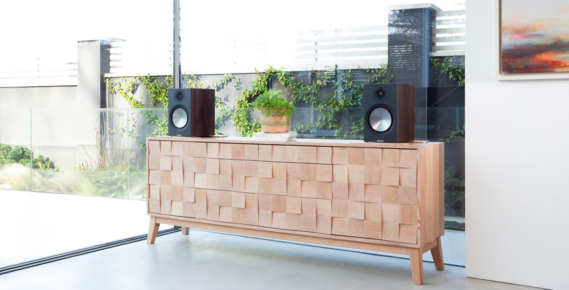 Monitor Audio Bronze 100 stativhøyttaler