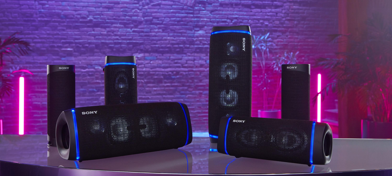 Sony XB43 bærbar høyttaler Bærbar Bluetooth høyttaler