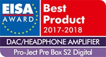 Eisa Awards Pro-Ject Pre Box S2 Digital