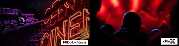 Yamaha RX-A2A Dolby Atmos