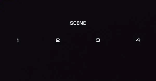 Yamaha RX-A2 scene knapper